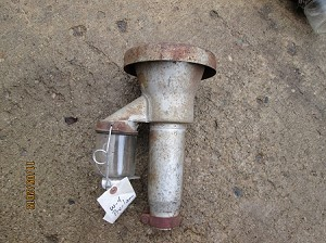 Used Mccormick Farmall Precleaner