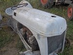 Ford 8N Tractor Hood and Side Doglegs