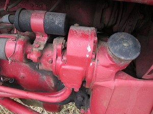 Farmall International 300 350 Hydraulic Pump
