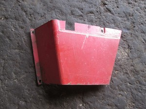 International 454 464 Right Rear Cover