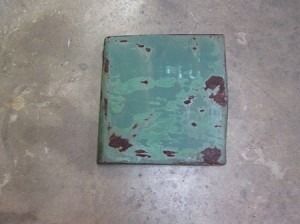 John Deere 1010 Right Side Panel late