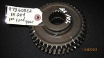 Farmall International Tractor 284 1st & 2nd Slide Gear