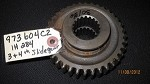 International Tractor 284 3rd & 4th Slide Gear
