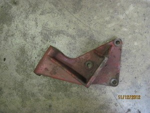 International 284 Tractor Gas Alternator Bracket