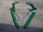 John Deere Tractor 3-Point Hitch, Nice Heavy-Duty!