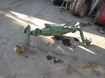 John Deere 650 Left Hand Rear Axle Shaft only,  (Axle cap sold separately)