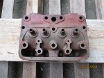 Minneapolis Moline Tractor UBD and GBD Cylinder Head