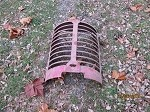 Used Massey Harris 101 Sr Grille