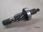 Used John Deere 1050 Pinion Shaft