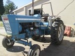 Ford 5000 5200 Tractor