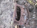 Ford 3500 Front Support