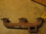 Allis Chalmers 180 185 Diesel Exhaust Manifold  turbo style