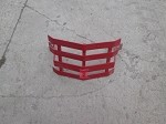 Ford Front Bumper 4 Bar
