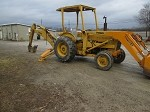 Ford 3500 Tractor Loader Backhoe