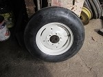 6:50 x 16 Tire & 6 lug Rim Ford