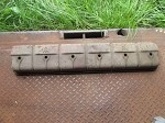 International DT414, DT436, DT466 Valve Cover