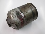 Massey Ferguson 35 40 50 135 202 203 204 205 Oil Filter Canister without Bolt and Spring