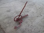 Farmall Cub Manual Lift Lever