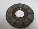 Oliver  Super 77 Super 88 1550, 1555, 1600, 1650, 1655, 770, 880 770 Bonded brake Disc
