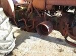 Allis Chalmers D14 D15 D17 D19 Belt Pulley Assembly