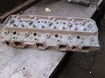 Ford Tractor 5000 Diesel Repaired Cylinder Head