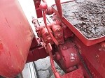 Farmall International 300 350 Hydraulic valve