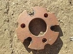 Farmall A, B, C, H, M, 100, 130, 140, 200, 230, 300, 350, 400, 450 rowcrop front weight