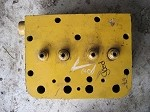 Minneapolis Moline Tractor 335 and 445 - 4 Star Cylinder Head