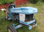 Ford Tractor 1710 Hood